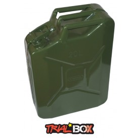 Jerrycan Métallique 20L Trial Box