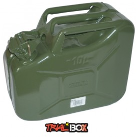 Jerrycan Métallique 10L Trial Box