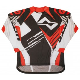 Maillot MOTS Rider Rouge Trial Box