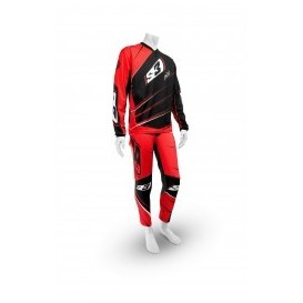 Maillot S3 Smart Rouge Kid