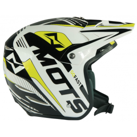 Casque MOTS Go Fast Fluo Trial Box