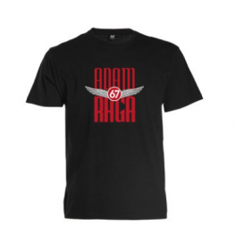 T-Shirt Adam RAGA Noir Trial Box