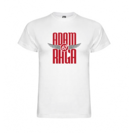 T-Shirt Adam RAGA Blanc Trial Box