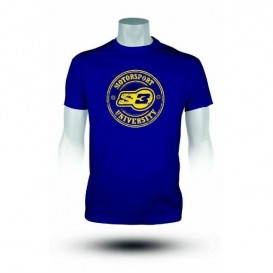 T-Shirt University S3 Bleu Trial Box