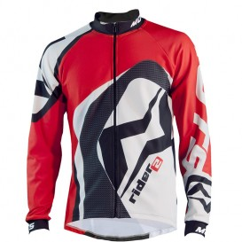 Veste MOTS Rider 2 Rouge Trial Box