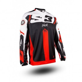 Maillot S3 Protect Rouge Trial Box
