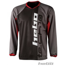 Maillot HEBO Tech 10 Rouge Trial Box