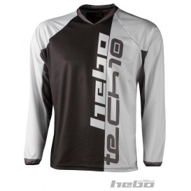 Maillot HEBO Tech 10 Gris Trial Box