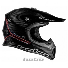 Casque HEBO Raptor Carbone Trial Box