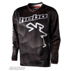 Maillot HEBO Sway Noir Trial Box