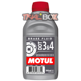 Dot 3&4 MOTUL Trial Box
