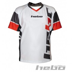 Maillot HEBO Approach Rouge Trial Box