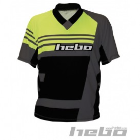 Maillot HEBO Flight Vert Trial Box