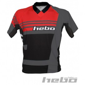 Maillot HEBO Flight Rouge Trial Box
