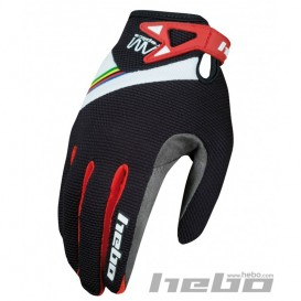Gants HEBO AM Replica Noirs Trial Box