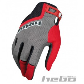 Gants HEBO Corner BT Rouges Trial Box