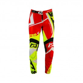 Pantalon MOTS Step 4 Rouge/Fluo Trial Box
